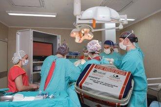 Pacientes en lista de espera tendrán otra oportunidad gracias a una nueva donación de órganos