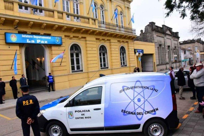 La policía de La Paz identificó a tres agresores