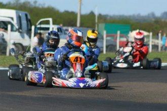 Un niño y un piloto, accidentados en competencia de karting en el norte entrerriano