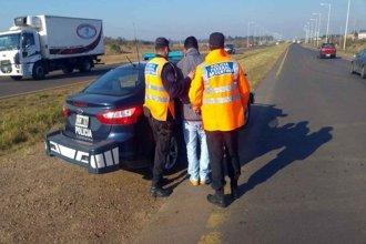 """Es de """"Ciudad Oculta"""", tenía pedido de captura por robo y Policía Federal lo apresó en Entre Ríos"""