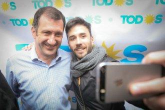 Acompañados por Bordet, los precandidatos del PJ tendrán su foto con Alberto Fernández