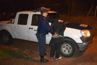 """Incautaron una """"considerable cantidad de droga"""" en una casa de familia y detuvieron a uno de sus habitantes"""