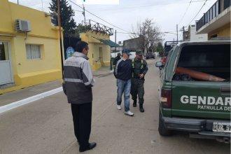 Uruguayo fue condenado por abuso sexual en Entre Ríos y deportado a través del Puente Artigas