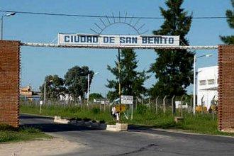 De Paraná a San Benito, para brindar seguridad a los vecinos
