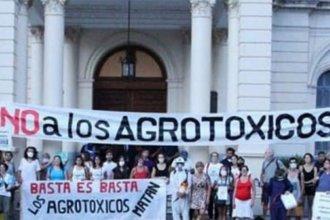 Ambientalistas esperan que Bordet no avale el nuevo decreto sobre fumigaciones cerca de escuelas rurales