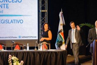 Disputa entre el intendente y la vice de Paraná: Varisco le ganó un juicio a Etienot