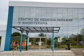 Por 1° vez en Entre Ríos, practicaron una radiocirugía a una paciente con cáncer de pulmón