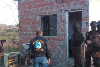 Con allanamientos en dos ciudades entrerrianas, detuvieron 12 personas de banda narco