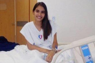 Tras el partido en Copa Argentina, jugador de River envió aliento a una joven que espera un retrasplante