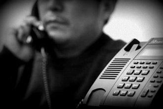 Recibir un llamado de un productor de TELEFE puede ser peligroso