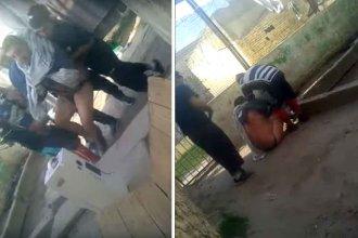 Filman y viralizan la golpiza a un preso semidesnudo en la Unidad Penal 2 de Gualeguaychú