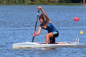 Palista entrerriana clasificó a semifinales en el mundial que se realiza en Rumania