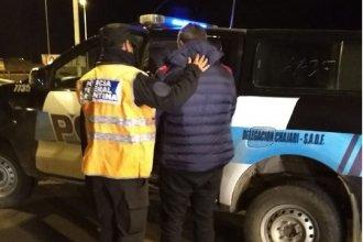 Viajaba en colectivo de larga distancia con pedido de captura: fue detenido en la Autovía Artigas