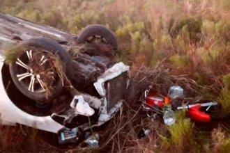 A los 16 años, perdió la vida luego de que un auto chocara de atrás la moto en que viajaba