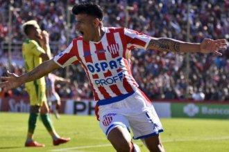 Con un entrerriano como figura, Unión consiguió sus 3 primeros puntos en la Superliga