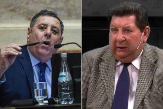"""De Angeli cierra la campaña con Frigerio; mientras Kisser lo chicanea porque """"se andan escondiendo"""""""