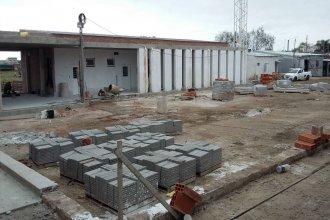 Estiman que a fin de año terminarán el edificio nuevo de una escuela de Concordia