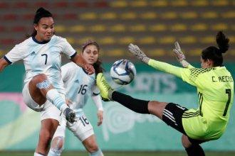 Con gol de la concordiense Oviedo, Argentina es finalista en los Juegos Panamericanos