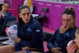 Por un insólito error, la Selección Femenina de Básquet quedó eliminada
