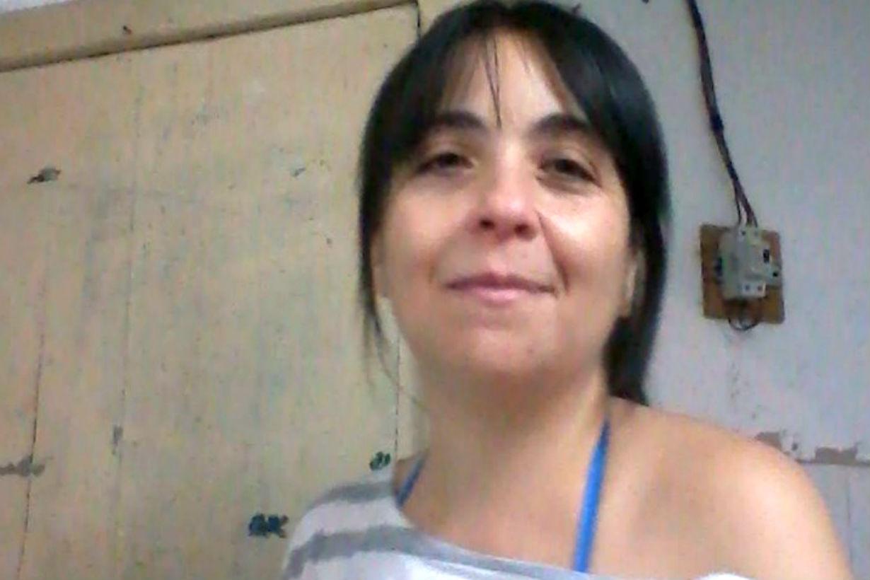 Lilian tenía 46 años: su hija de 4 está grave.