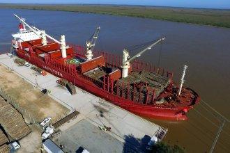 En busca de la reactivación definitiva del Puerto Ibicuy, la UIER creó una subcomisión