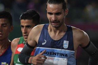 Otra vez sin podio: Federico Bruno terminó 5° en la prueba de los 1500 metros