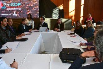 Lucha contra el cambio climático: Entre Ríos participó del tercer encuentro de la Liga de Provincias
