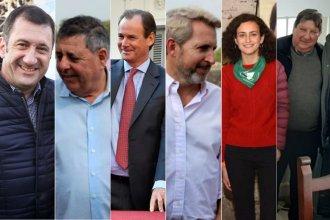 La campaña sigue en las redes sociales ¿Qué muestran Bordet, Kueider, De Angeli, Frigerio, Burgos y Kisser?