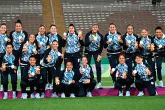 Por un penal no fue dorada: Junto a la entrerriana Yael Oviedo, el fútbol femenino hizo historia en Lima