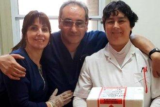 """En menos de un día, dos familias entrerrianas dieron el """"sí"""" en un gesto solidario"""