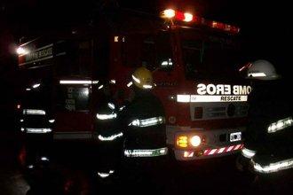 Adolescente murió atrapado por las llamas que arrasaron con su habitación