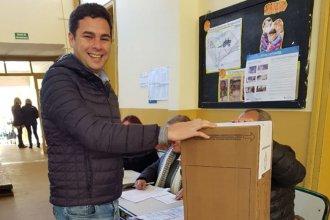 """""""Estamos muy felices, esperanzados y motivados"""", dijo Bastián tras el triunfo justicialista en San José"""