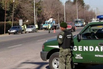 Gendarmería detectó el ingreso ilegal de inmigrantes haitianos en ciudad entrerriana