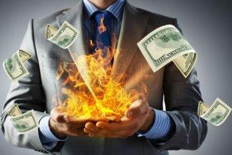El efecto de las PASO no se detiene y el dólar quema