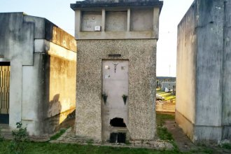 Detectan nueva profanación de tumbas en un cementerio entrerriano