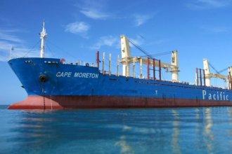 Dos ultramarinos llegarán al puerto de La Histórica para cargar madera y arroz