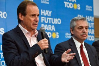 """Para Bordet """"sería un absurdo"""" ocupar un cargo en el gabinete de Fernández"""