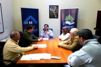 Más de 80 viviendas del IAPV, repartidas en cinco localidades entrerrianas