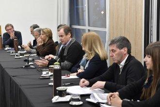 En reunión de gabinete, Bordet planteó cuáles son sus prioridades ante el escenario económico