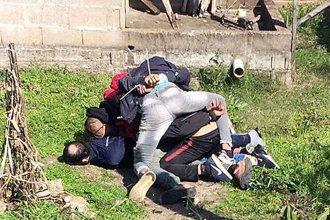 """Narcos """"apilados"""": 57 detenidos en un mega operativo al otro lado del río"""