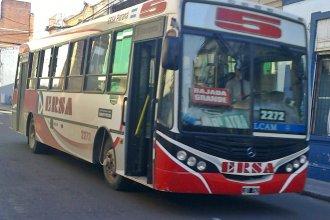 Día clave en Paraná: empresas de transporte depositaron el dinero a los trabajadores