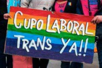 Cupo laboral trans: Exigen que se trate el proyecto en Nogoyá