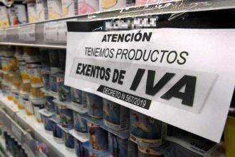 Cadena de supermercados ofrece productos sin IVA, entre ellos uno que es entrerriano