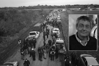 Reunidos frente a la Jefatura, gualeguaychuenses pedirán que continúe la búsqueda de Cortesi