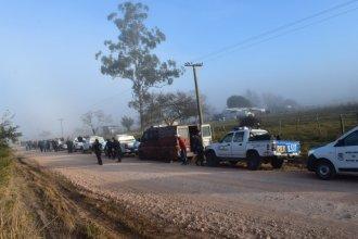 Tras un intenso rastrillaje en Gualeguaychú, sigue sin haber novedades de Cortesi