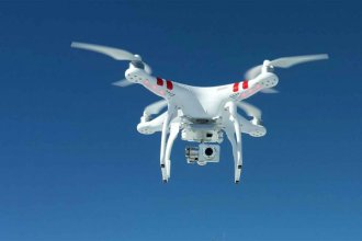 Buscan con drones a orillas del río Uruguay a uno de los asesinos más buscados de la provincia de Buenos Aires