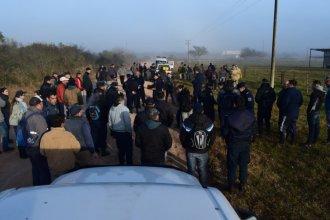 Búsqueda de Cortesi: Realizan un nuevo operativo masivo en Gualeguaychú