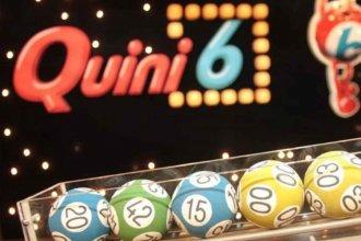 9 millones de pesos ganó un apostador de Entre Ríos que acertó la boleta completa del Quini 6