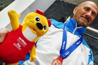 El Mascherano que nació a la vera del río Uruguay y ganó una medalla con la selección argentina