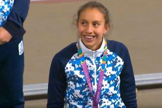 En Lima, Trinidad consiguió la primera medalla entrerriana en los Juegos Parapanamericos